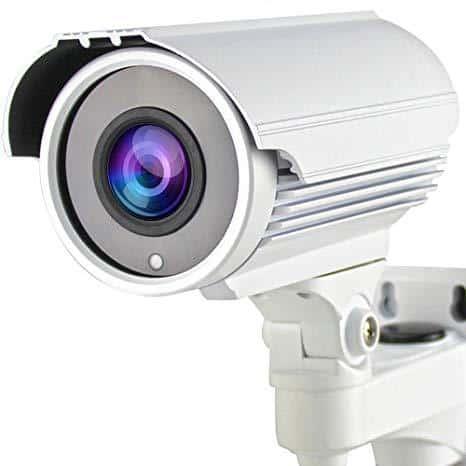 SONY Exmor Sensor 2.8-12mm Manual Zoom HD Security Camera