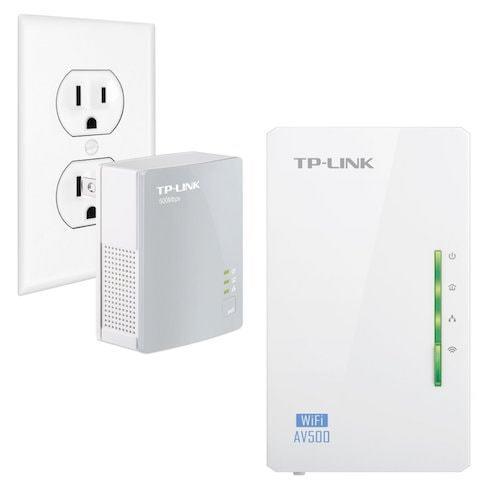 TP Link AV500 Wi Fi Range Extender