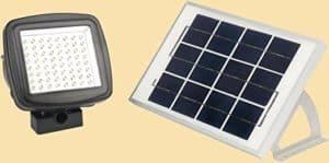 Micro Solar 64 LED