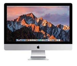 "Apple 27"" iMac"