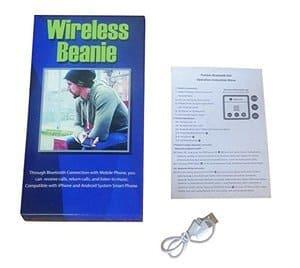 Charm Sonic Wireless Bluetooth Beanie Hat