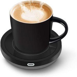 Gravity-Induction Mug Warmer