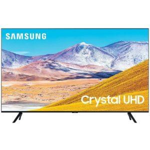 SAMSUNG 50-Inch Class Crystal UHD Smart TV