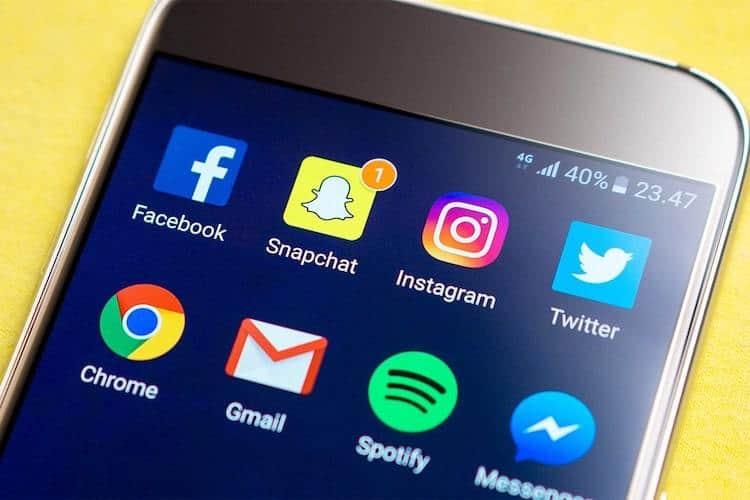 Smartphone Mobile Screen Tech