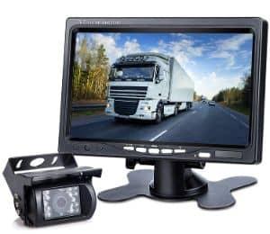 DVKNM Upgrade Backup Camera
