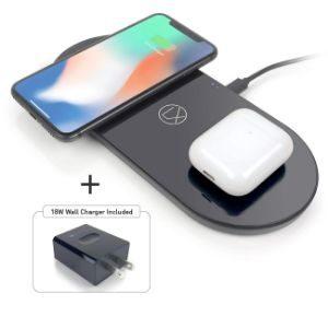 LXORY Dual Wireless Charging Pad