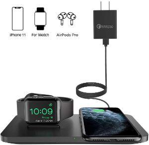 Seneo Dual Wireless Charging Pad