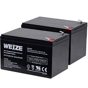 Weize 12 Volt 12AH SLA Rechargeable Battery