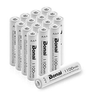 BONAI AAA Rechargeable Batteries