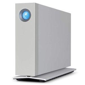 LaCie d2 Thunderbolt 3 8TB External Hard Drive Desktop HDD