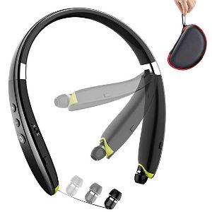 BEARTWO Foldable Bluetooth Headset