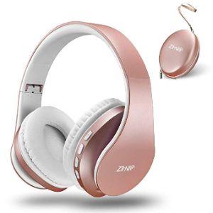 Zihnic Bluetooth Over-Ear Headphones