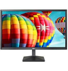 LG Electronics 24BK430H-B LCD Monitor