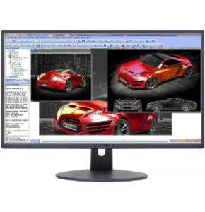 Sceptre E248W-19203R LED Monitor