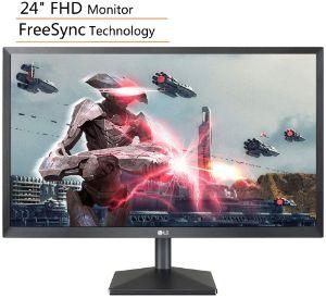 "LG 24"" FHD Anti-Glare Monitor"
