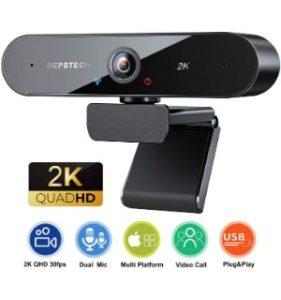 DEPSTECH 2K Webcam