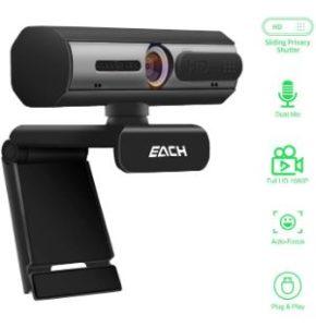 EACH 1080p HD Webcam