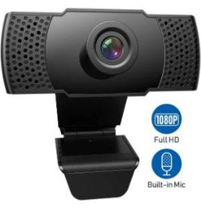 FRIEET 1080p HD Webcam