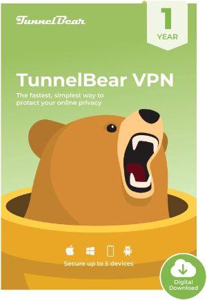TunnelBear VPN-min