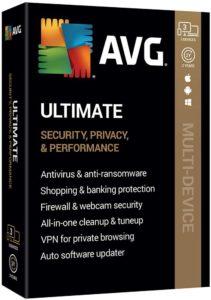 AVG ultimate vpn