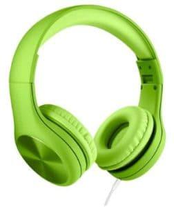 LilGadgets ConnectPRO Kids Premium Volume Limited Wired Headphones