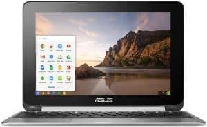 Asus Chromebook Flip Touchscreen Laptop