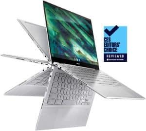 ASUS Chromebook Flip C436 2-in-1 Laptop-min