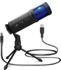 Pyle USB PC Recording Condenser Microphone