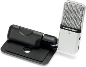 Samson Go Mic Portable USB Condenser Microphone